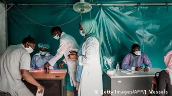 Senegal Dakar   Pflegepersonal   Pikine Hospital