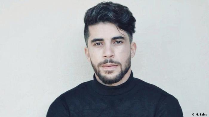 Mohamed Taleb is 24