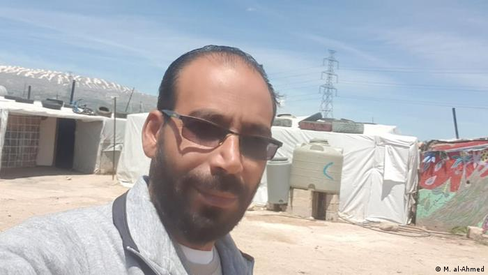 In 2013, Medyen al-Ahmed founded the small camp for his and other families