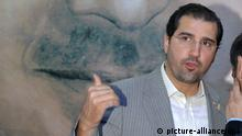 File photo of Syrian businessman Rami Makhlouf (or Makhluf), cousin of president Bashar El Assad and often criticized during the recent demonstrations, seen here in Damascus, Syria, in May 2007. Photo by Balkis Press/ABACAPRESS.COM |