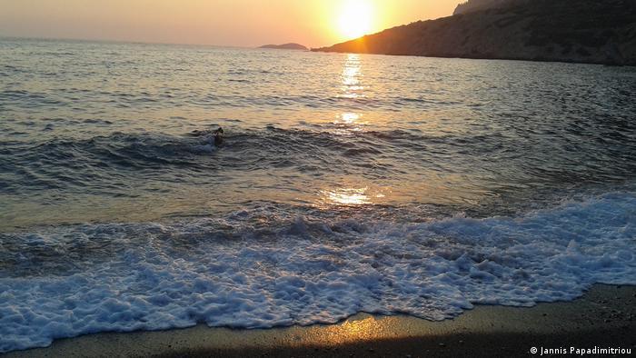 Beitrag Griechenland-Tourismus, Foto von Jannis Papadimitriou (Jannis Papadimitriou)