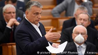 Ungarn Budapest Parlament | Viktor Orban, Ministerpräsident