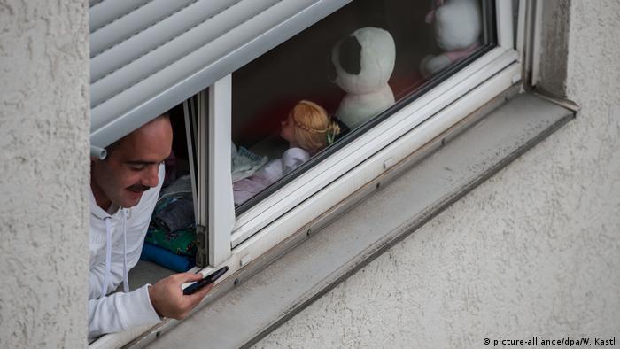 Flüchtlinge in Stuttgart