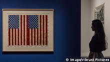 Bildergalerie US-amerikanischer Künstler Jasper Johns