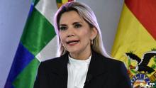 Bolivien Jeanine Añez