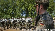 Mali Bundeswehr EU-Ausbildungsmission EUTM