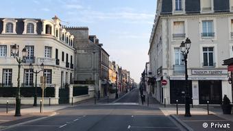 Екатерина может гулять только по этим улицам