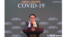 Außenministerin Indonesien Retno Marsudi