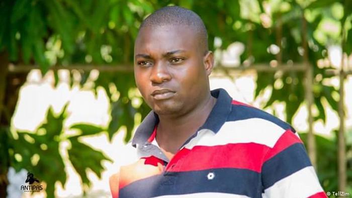 Journalist Beatific Ngumbwanda