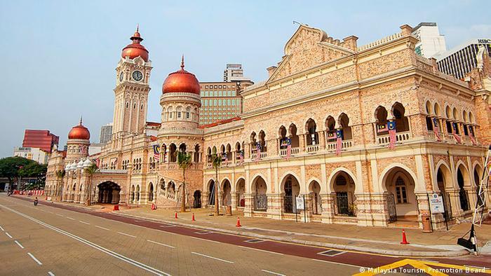 Sultan Abdul Samad building, Kuala Lumpur, Malaysia (Malaysia Tourism Promotion Board)