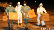 São Tomé und Príncipe | medizinische Hilfsgüter | African Union