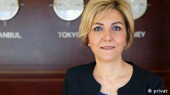 Türkei Müberra Eresin, Hotelverband TÜROB