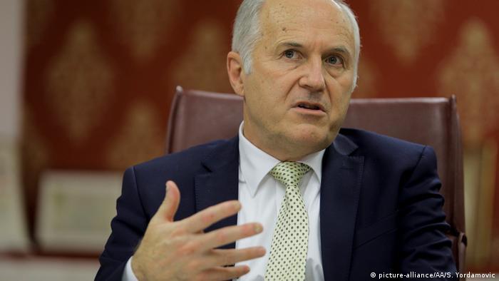 Hoher Repräsentant für Bosnien und Herzegowina Valentin Inzko