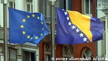 Symbolbild Bosnien Herzegowina UN