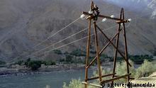 Tadschikistan: Strom für Afghanistan