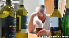 Vermehrter Alkoholkonsum in Deutschland seit Corona