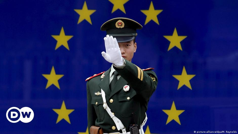 EU defends censorship of letter in Chinese newspaper | News | DW |  07.05.2020