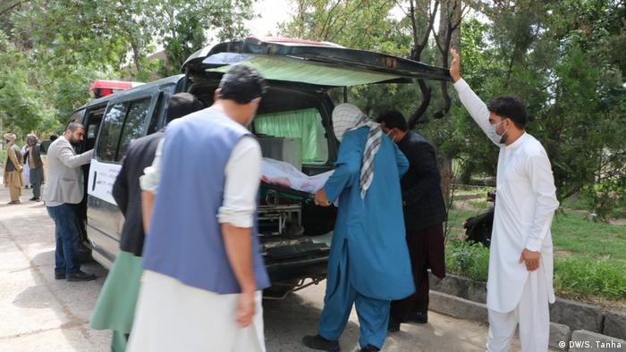 پیدا شدن ۱۸ جسد مهاجران افغان در رودخانه مرزی هریرود