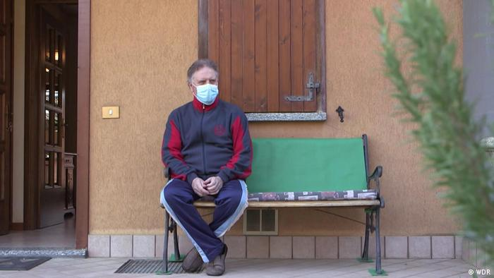 Italien Bergamo   Coronavirus   Videostill Fokus Europa (WDR)