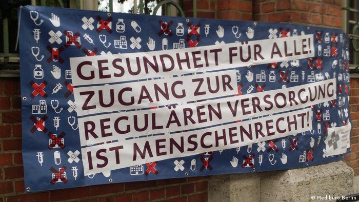 Banner Gesundheit für alle