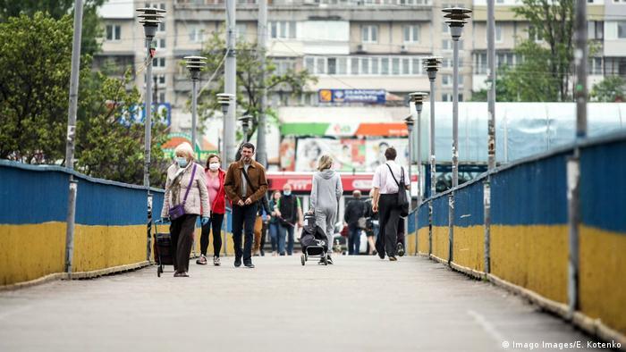 В Україні всі області вивели в червоної зони карантину