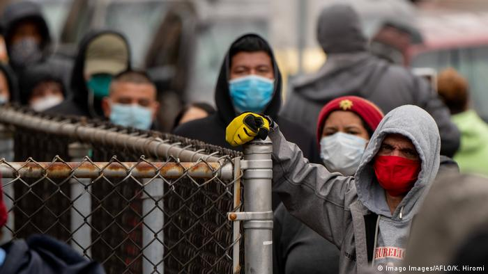 Coronavirus: casos a nivel mundial llegan a los 3,75 millones +++ | El  Mundo | DW | 08.05.2020
