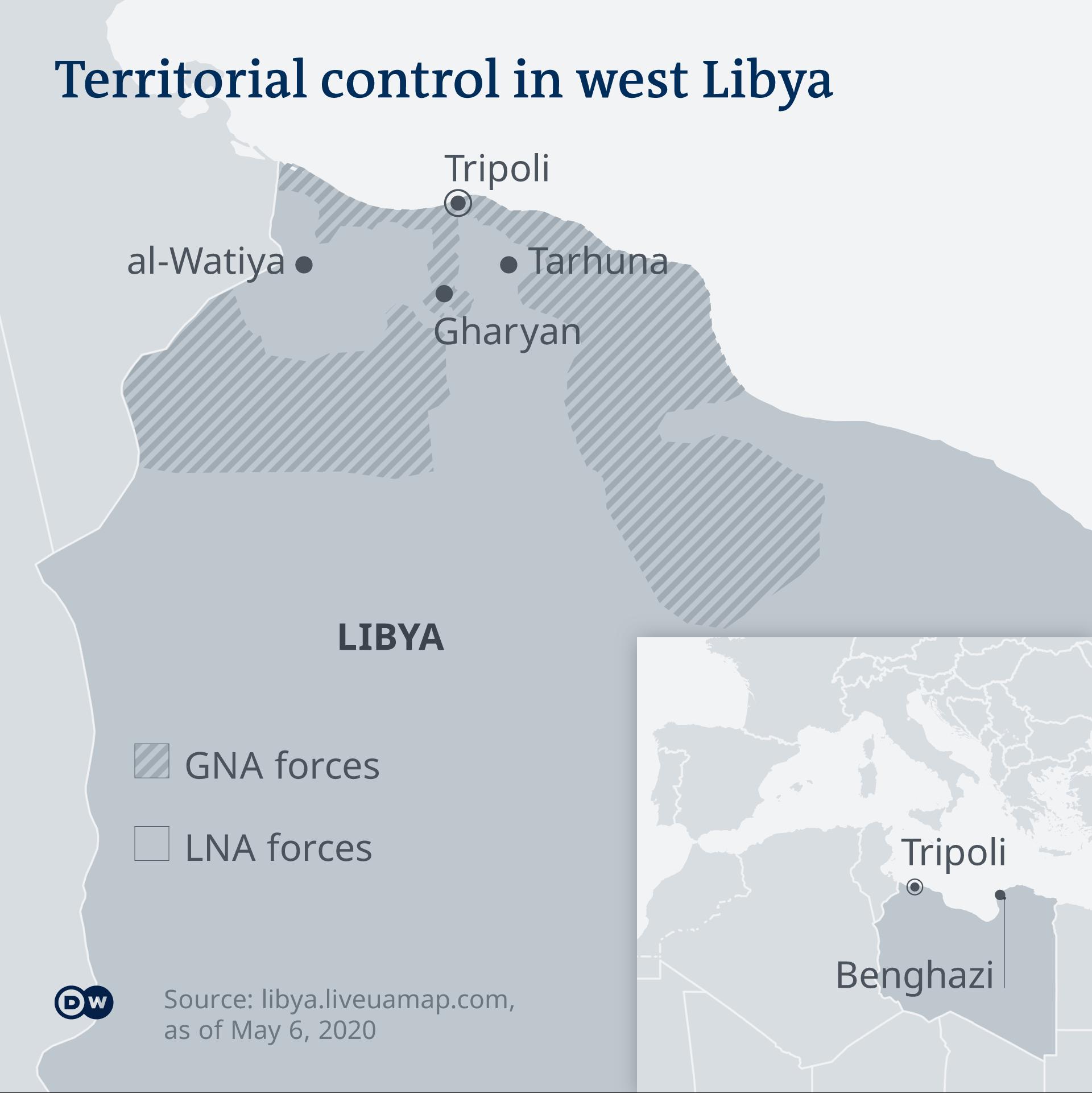 Turkey warns Libya's Haftar of military escalation