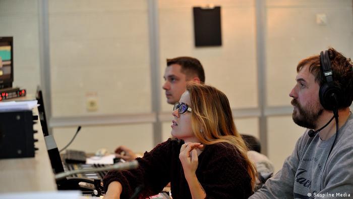 Pressebild UA:PBC | DW-Partnersender in der Ukraine