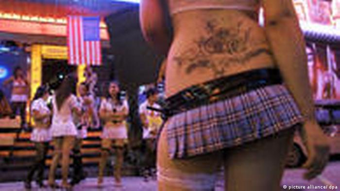 Sextourimus Prostitution Thailand (picture alliance/ dpa)