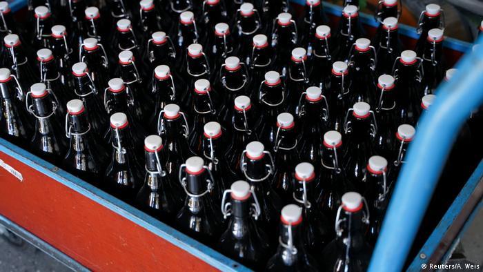 Jerman dijuluki sebagai bangsa peminum bir