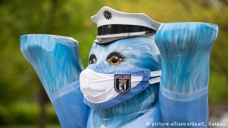 Γερμανία: Δύσκολη η συναίνεση στα μέτρα κορωνοϊού
