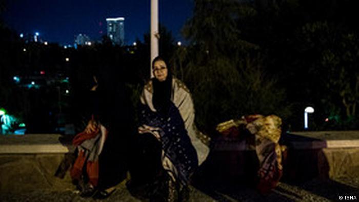 Iran | Teheran | Erdbeben (ISNA)