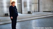75. Jahrestag Ende zweiter Weltkreig - Angela Merkel