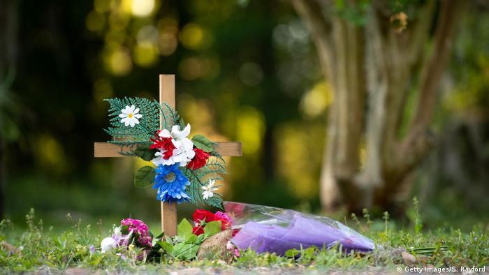 Ahmaud Arbery USA Mord (Getty Images/S. Rayford)