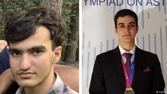 Ali Younesi und Amir Moradi Studentenbewegung im Iran
