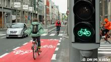 Belgien Brüssel | Neuer Fahrradweg