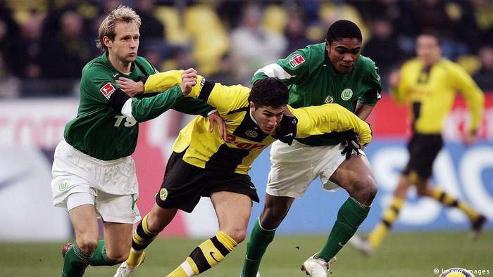 Nuri Sahin of Borussia Dortmund (Imago Images)