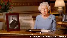 UK Rede der Queen zu 75 Jahre Kriegsende