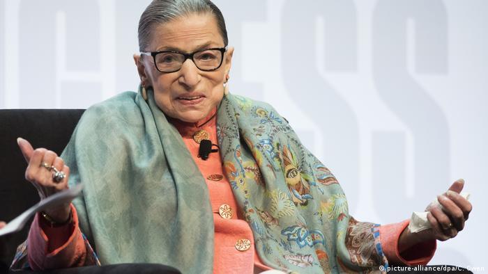 Ruth Bader Ginsburg 2019