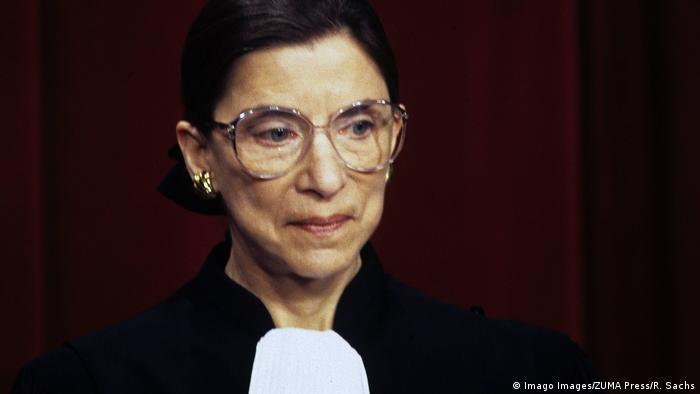 USA Ruth Bader Ginsburg 1993