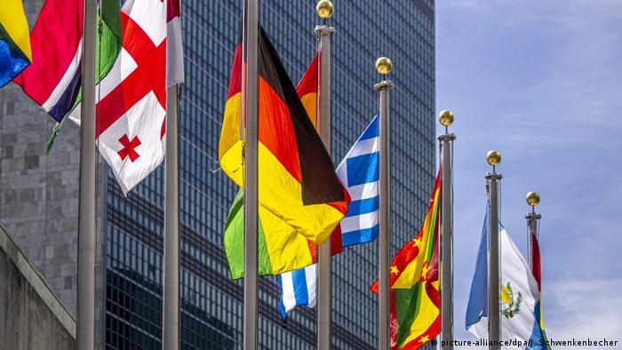 UN Sicherheitsrat United Nations New York USA (picture-alliance/dpa/J. Schwenkenbecher)