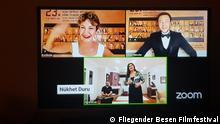 Pressebild Fliegender Besen Filmfestival |Online-Eröffnung