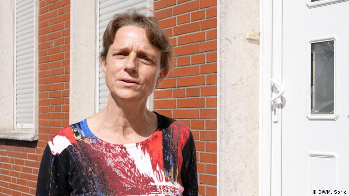 Reportage Großschlachterei Westfleisch in Coesfeld (DW/M. Soric)