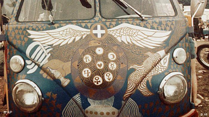 VW-Bulli Flash-Galerie (AP)