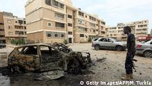 Libyen | Tripolis | Angriff Khalifa Haftar | Krieg