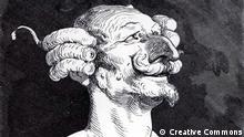Paul Gustave Doré   Karikatur   Münchhausen
