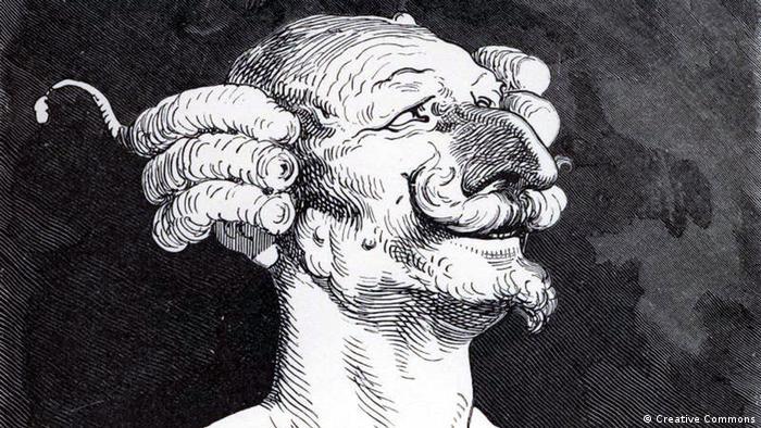 Барон Мюнхгаузен, как мы его представляем