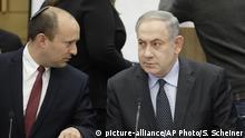 Israel Jerusalem   Verteidigungsminister   Naftali Bennett