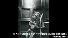 Hannah Arendt an der University of Chicago