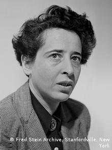 Ханна Арендт (Нью-Йорк, 1944 год)
